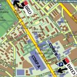Vezi aici unde sunt situate agenţiile BRD de lângă Universitate