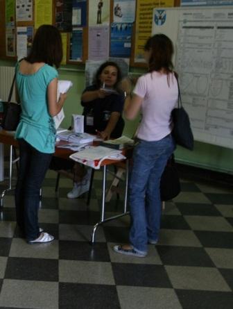 Rezultatele la admitere pentru candidaţii de etnie rromă