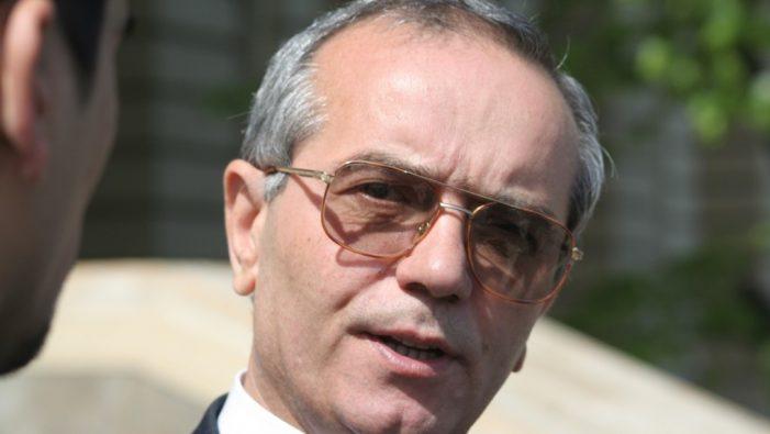 Prof. univ. dr. Dumitru OPREA