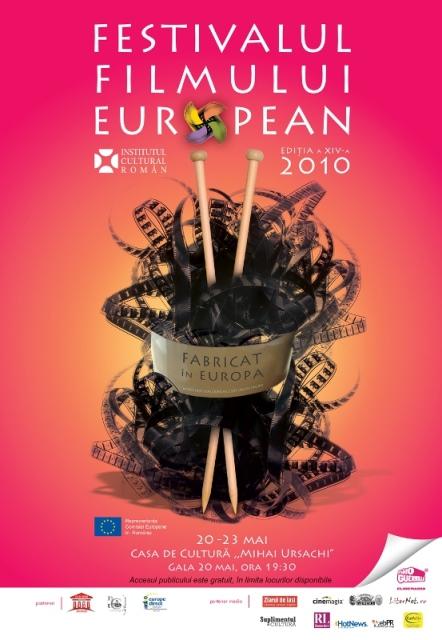Festivalul Filmului European, 20-23 mai