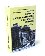 """""""Istoria BNR în date"""", lansată la UAIC"""