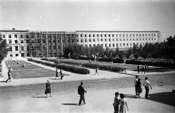 Iasivezi: Cum arăta Universitatea Cuza din Iaşi la începuturi