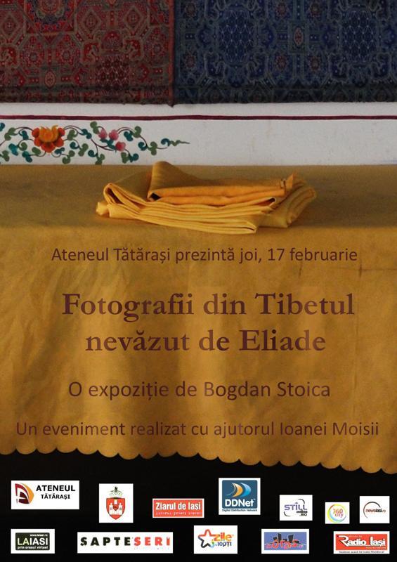 Fotografii din Tibetul nevăzut de Eliade