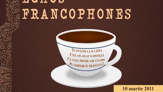 Cafeneaua Literară EchosFrancophones