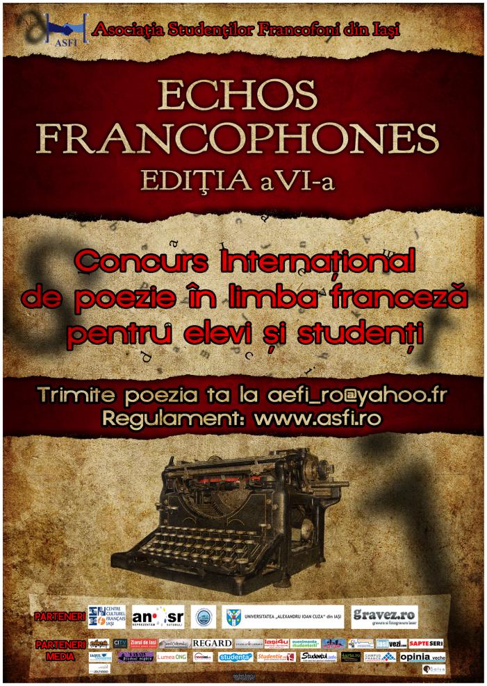 EchosFrancophones 2011