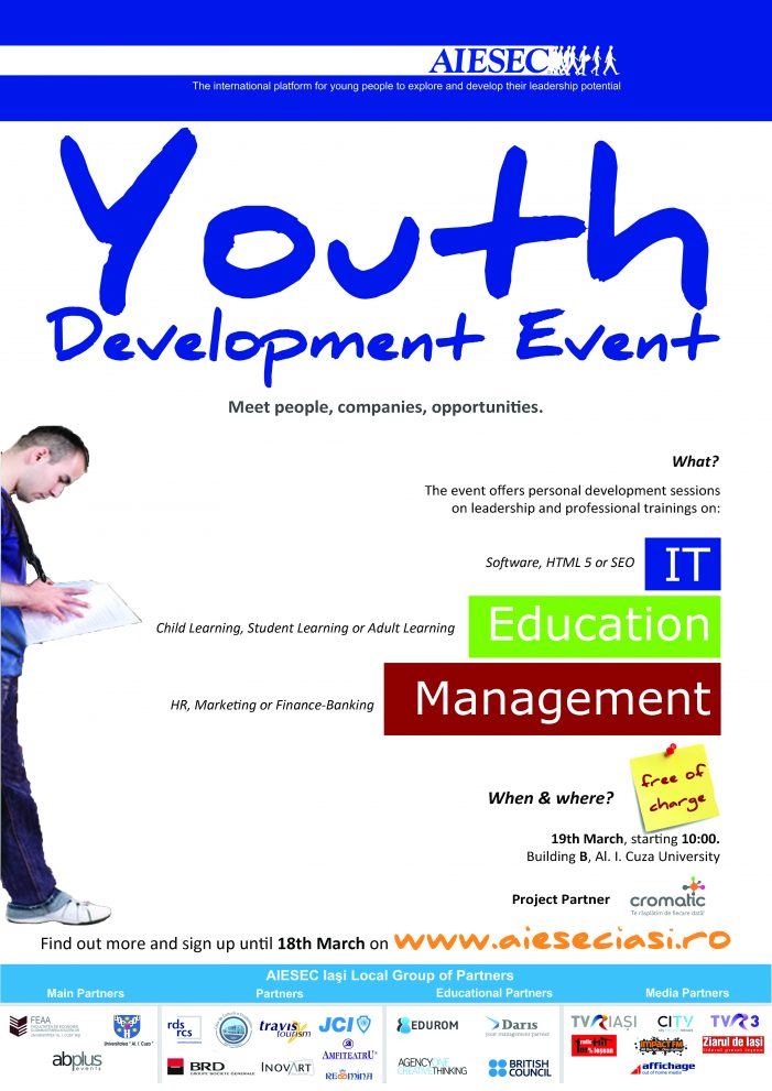 Youth Development Event