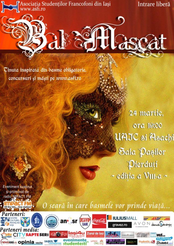 ASFI vă invită la Bal mascat