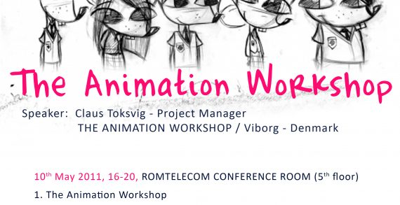 Workshop de animație