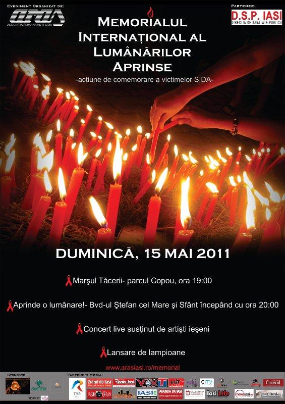 Memorialul Internațional al Lumânărilor Aprinse