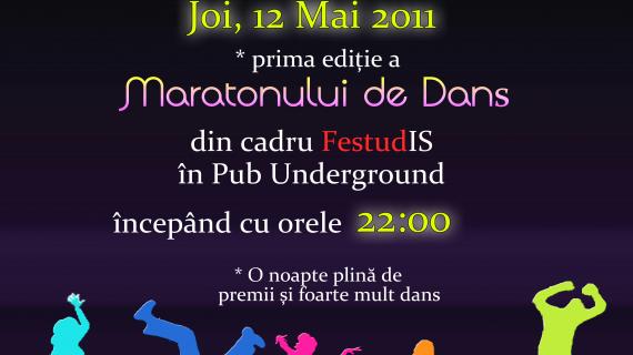 """""""Dance tout la nuit"""": maraton de dans"""