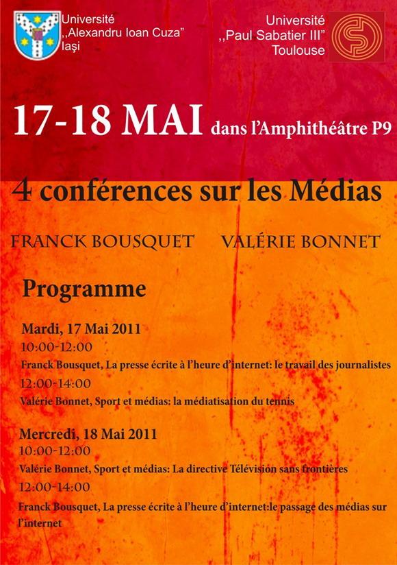Conferințe despre media