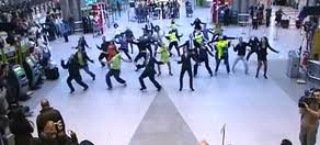 Flash-Mob în Iaşi