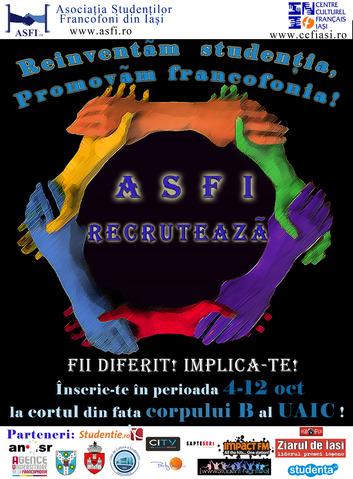 ASFI Recrutează!