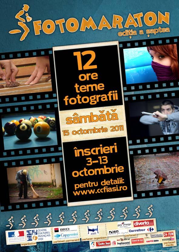 Au început înscrierile pentru FOTOMARATON '11