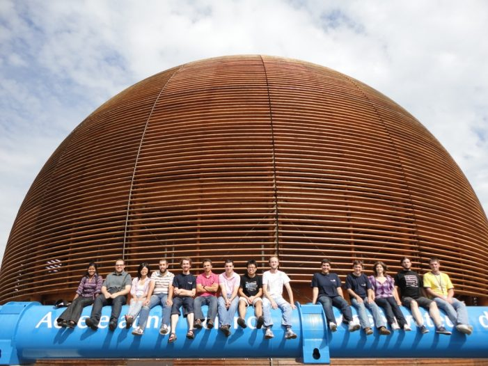 Oportunități de practică la CERN