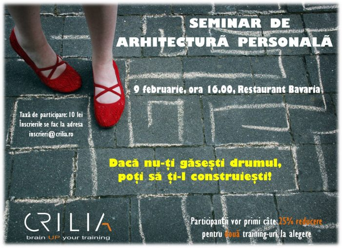 Seminar de arhitectură personală