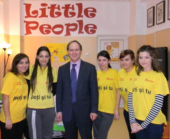 Poti Si Tu! Sprijină copiii bolnavi de cancer din România
