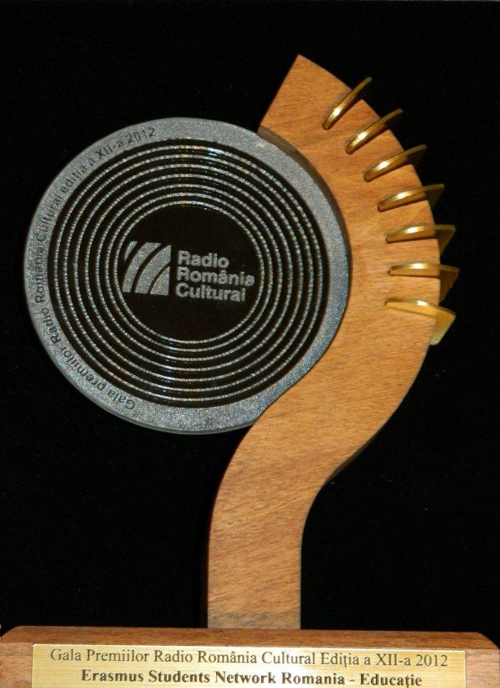 ESN România câştigă Proiectul Educaţional al Anului 2011