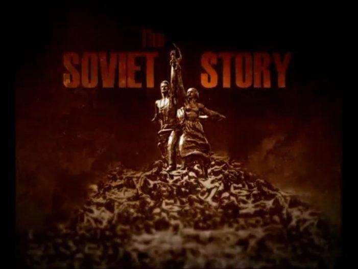 """Celebrul film """"The Soviet Story"""" va fi proiectat la Iași"""