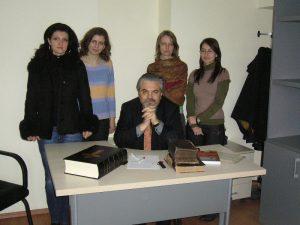 """Centrul de Studii Biblico-Filologice """"Monumenta linguae Dacoromanorum"""""""