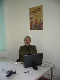"""Prof.univ.dr. Eugen Munteanu, directorul Centrului de Studii Biblico-Filologice """"Monumenta linguae Dacoromanorum"""""""