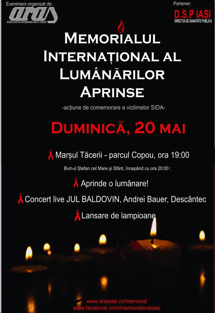 Memorialul Lumânărilor Aprinse