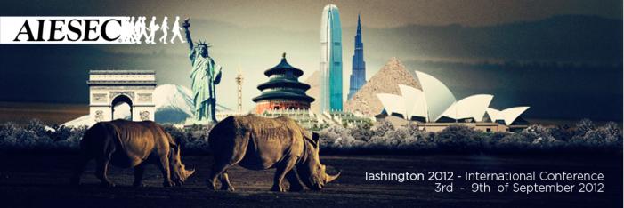 Se întâmplă la IASHINGTON: Educaţie, internaţionalism şi culturile lumii!