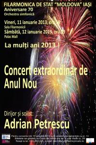 Concert de Anul Nou