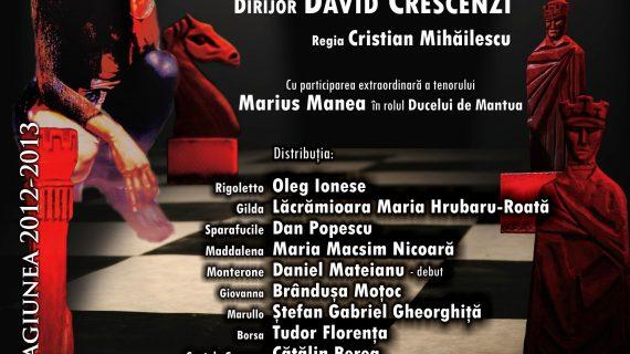 Rigoletto, la Opera Iaşi