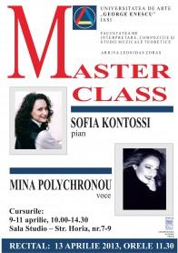 2013.04.9-13.masterclass_SOFIA KONTOSSI