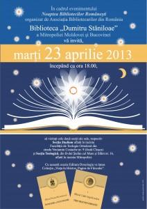 Afis 1, Biblioteca MMB