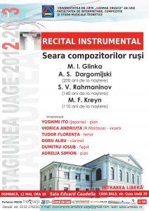 2013.05.12.Recital muzica ruseasca