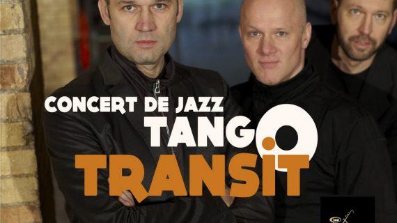 Concert de jazz cu trupa Tango Transit din Germania
