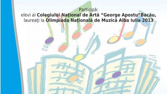 Recitalul instrumental sub genericul Studioul Tânărului Interpret