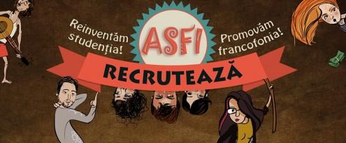 ASFI recrutari