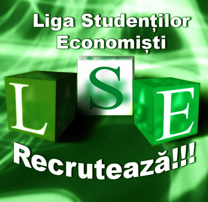 Liga studenților economiști – recrutări