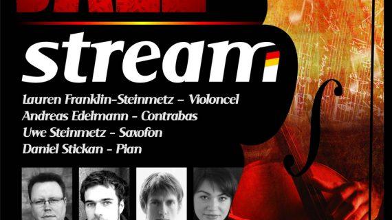 Concert de jazz cu trupa STREAM din Germania