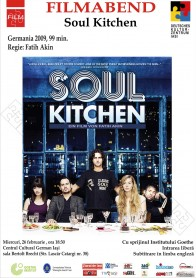 Plakat - Soul Kitchen_res