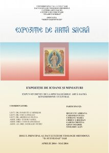 Expo Hol Facultate aprilie 2014-2