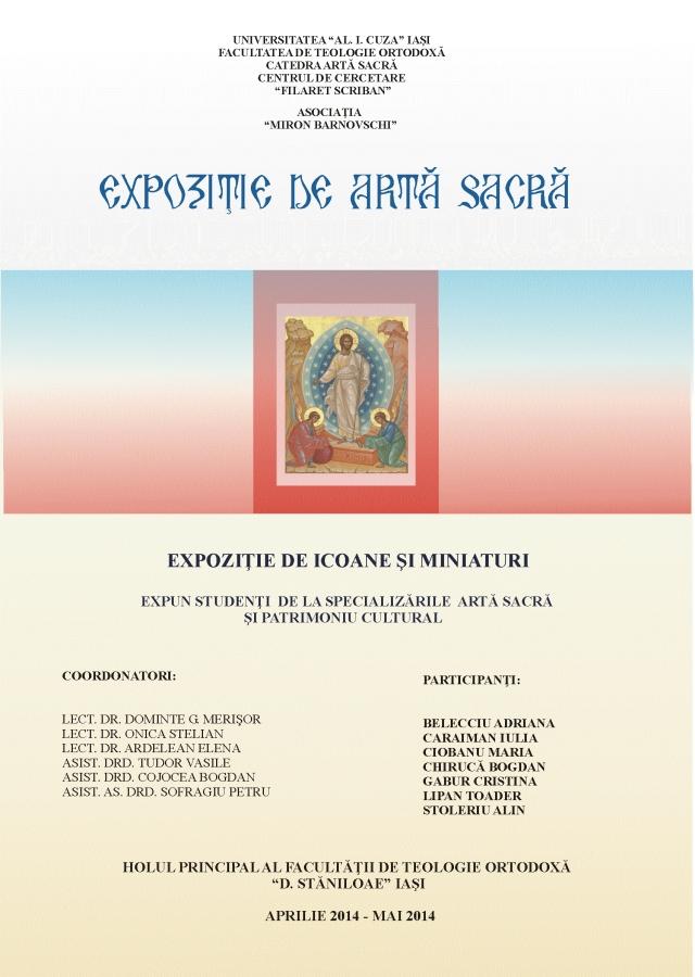 Expoziție de artă sacră