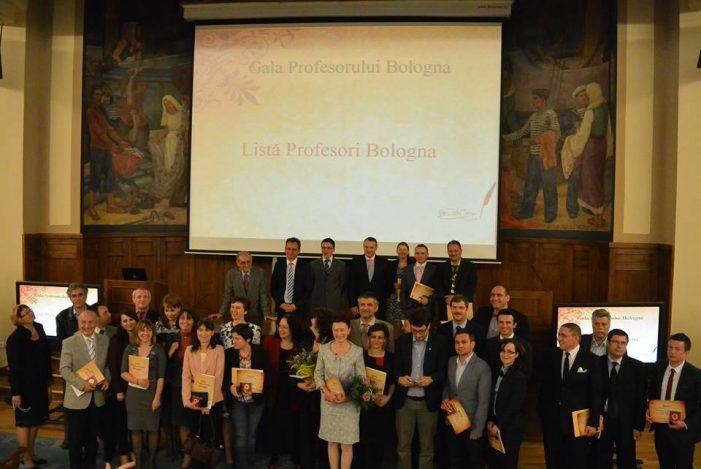 Profesori UAIC premianţi de studenţi