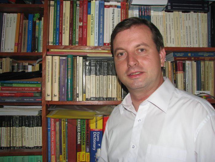 """Conf. univ. dr. Bogdan-Petru Maleon: """"Copoul rămâne în peisajul academic un centru cu valoare simbolică deosebită."""""""