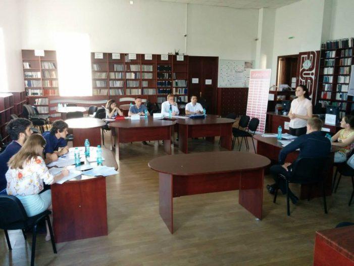 Sesiune de instruire internațională – 27-30 iunie, Iași