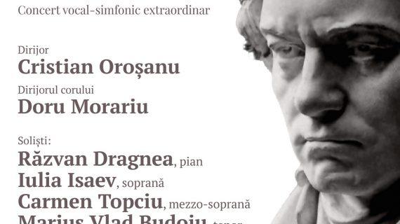 "Deschiderea stagiunii 2014-2015 la Filarmonica ""Moldova"" din Iași"