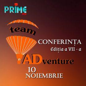 Conferinta team ADventure