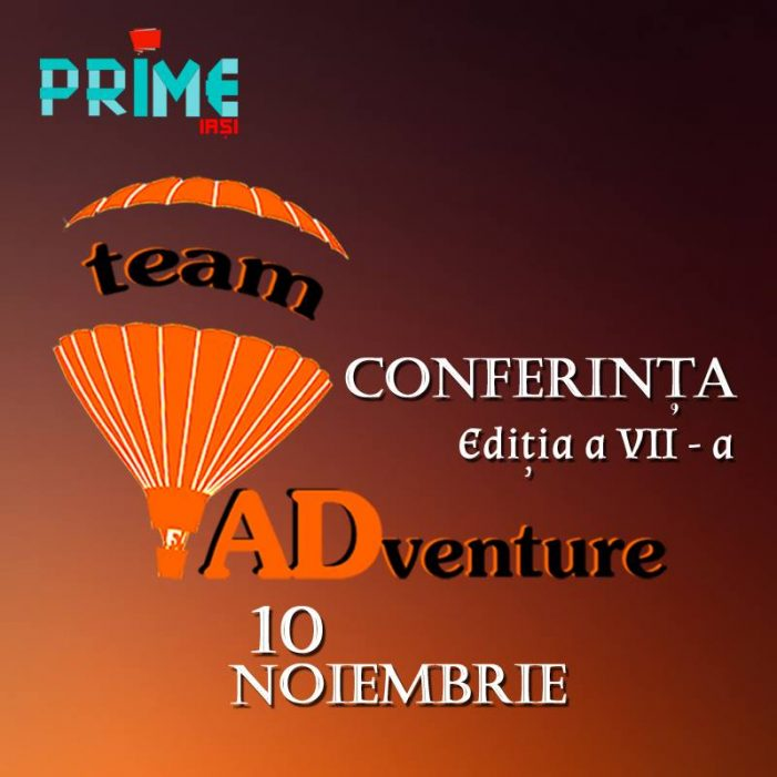 Conferința team ADventure