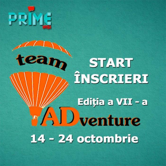 team ADventure a ajuns la cea de-a VII-a ediție