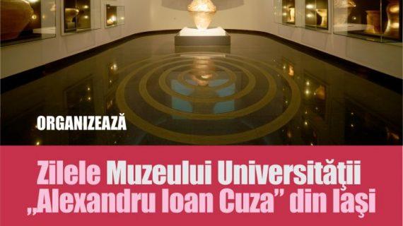 Zilele Muzeului Universității 2014