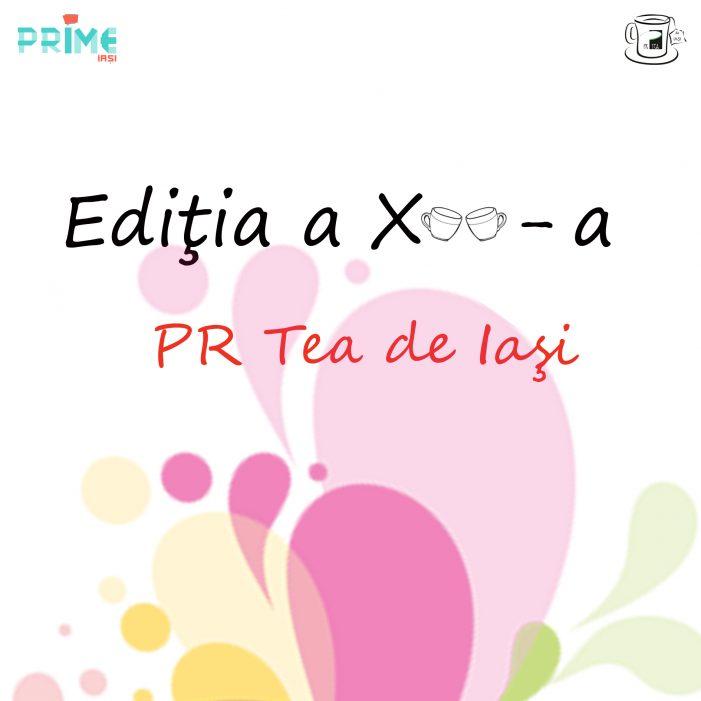 PR Tea – o cană de PR cu un profesionist