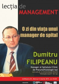 lectia de management